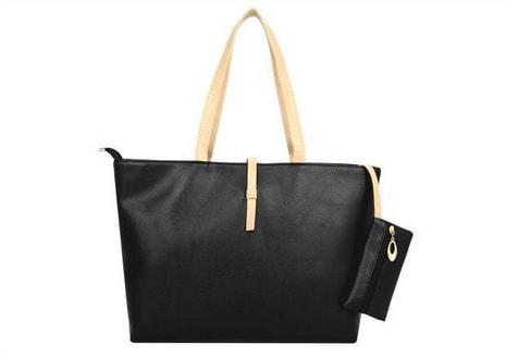 Elegantní dámská kabelka - Černá