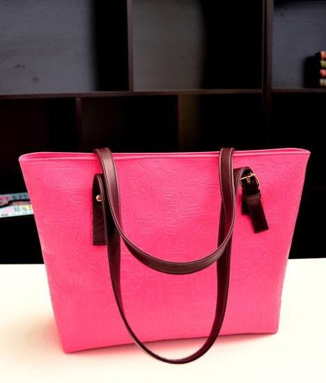 Dámská kabelka Oracle - Růžová